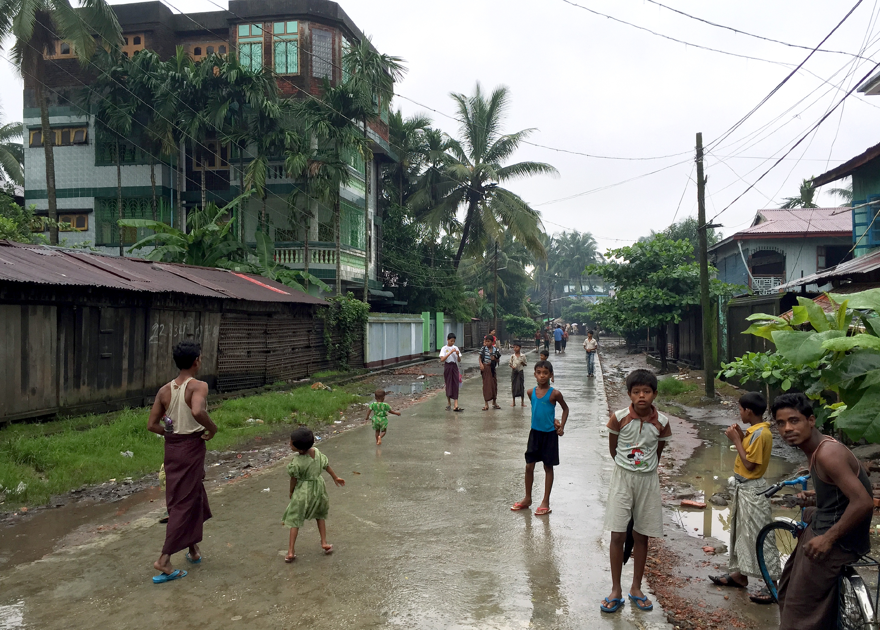 Barricaded In, Myanmar's Rohingya Struggle To Survive In Ghettos And Camps