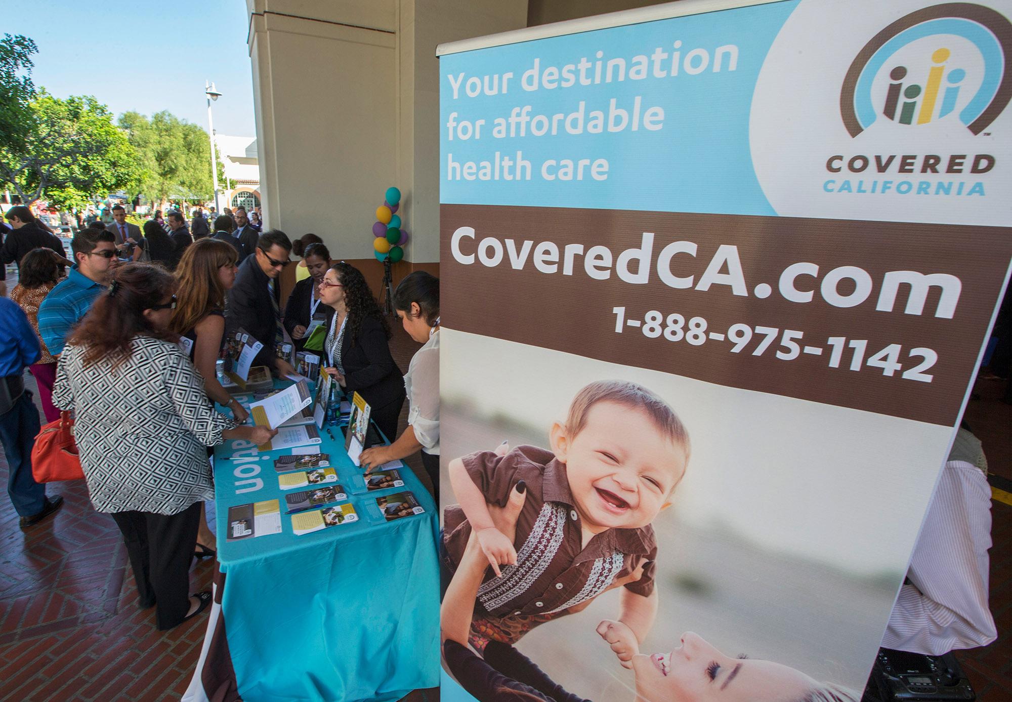 California Health Insurance Exchange Keeps Rate Hikes Low — Again