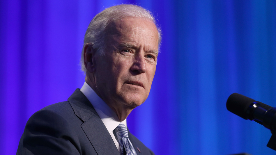 Vice President Joe Biden addresses a progressive youth summit in Washington, D.C., earlier this month. (Chip Somodevilla/Getty Images)