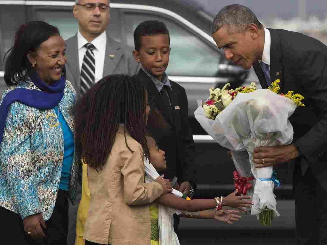 Tweets Welcoming #ObamaInEthiopia