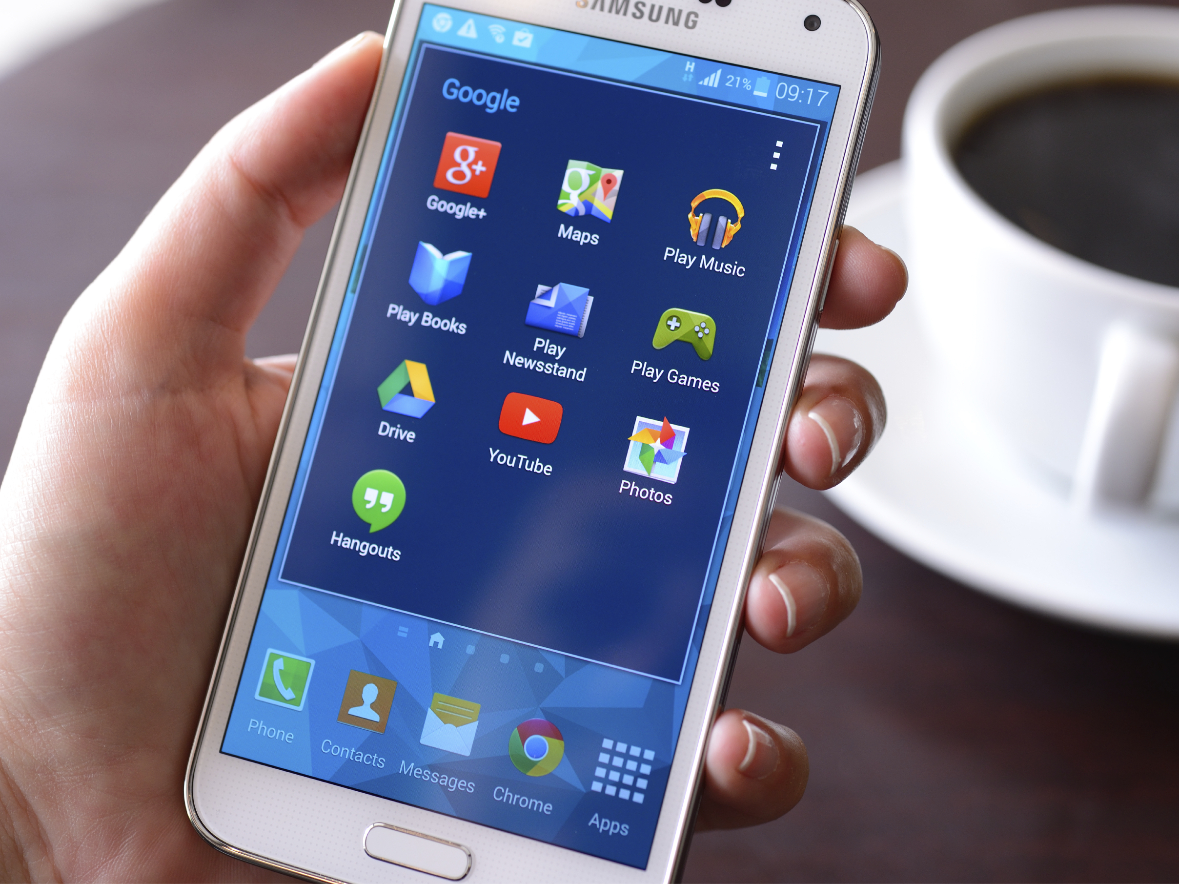 Major Flaw In Android Phones Would Let Hackers In With Just A Text
