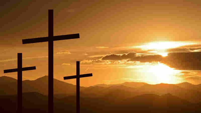 Crucifixes in nature.