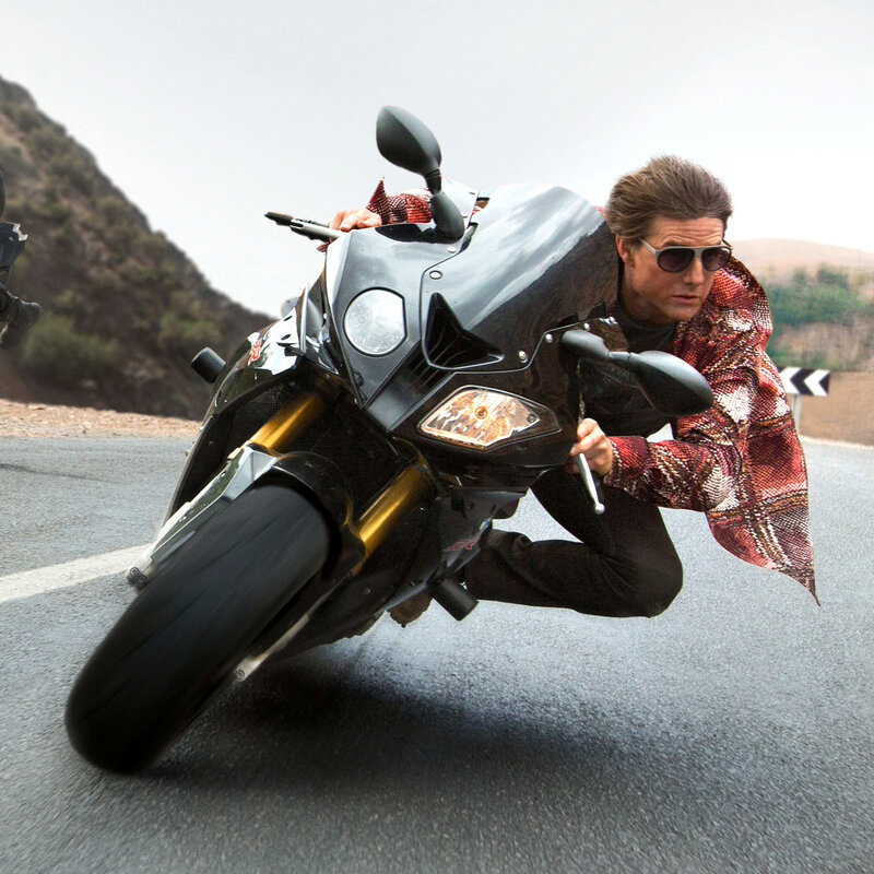 Spectacular Real-World Stunts Make 'Mission: Impossible