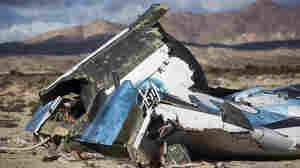 Human Error Caused Virgin Galactic Crash, Investigators Say