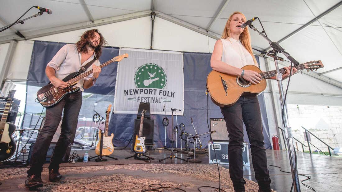 Luluc, Live In Concert: Newport Folk 2015