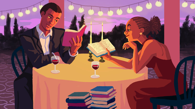 The Best Romance Novels? We Asked, You Answered : NPR