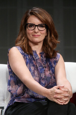 Tina Fey podcast