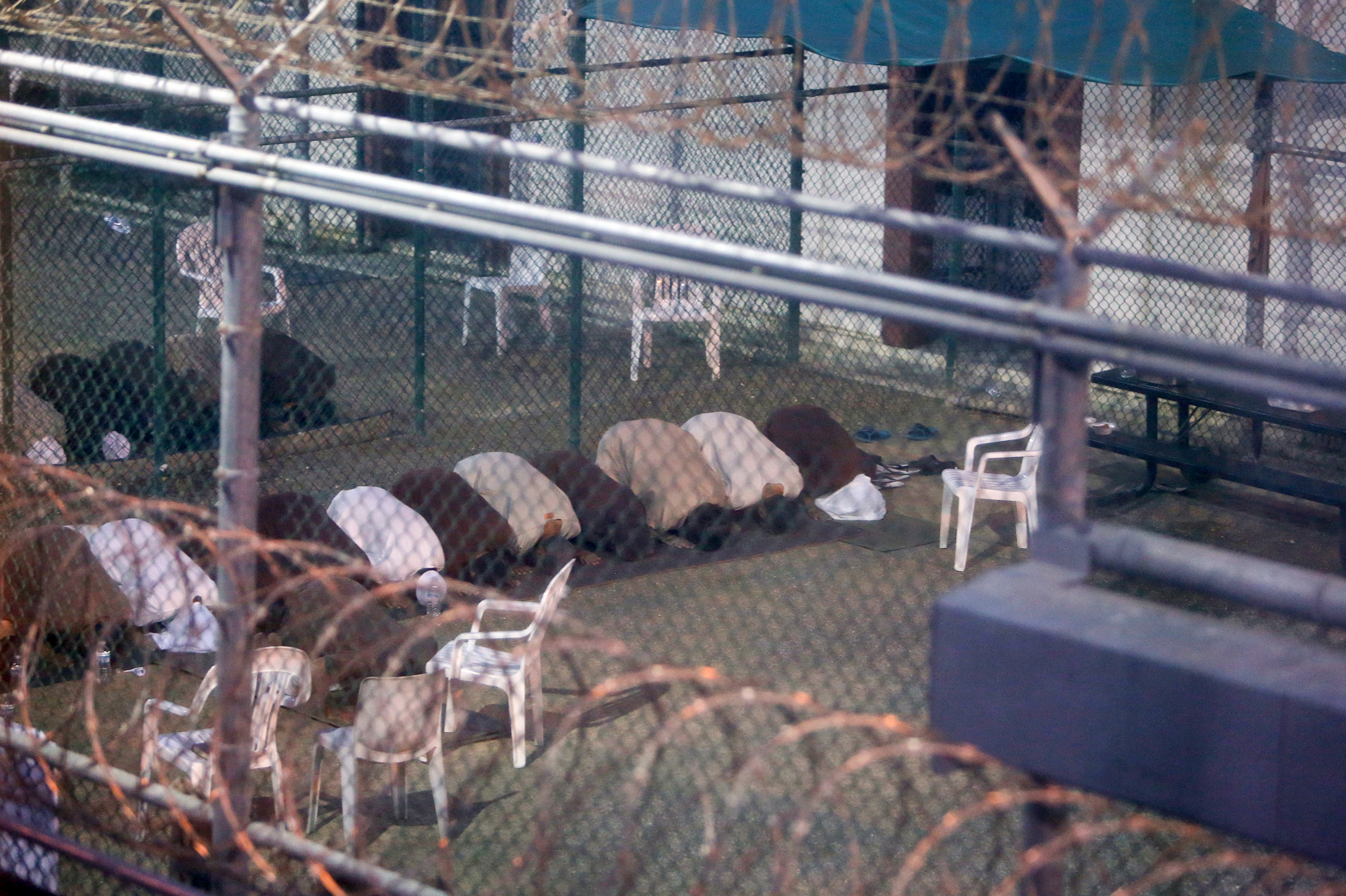 New Gitmo Plan Would Relocate Some Detainees To U.S.