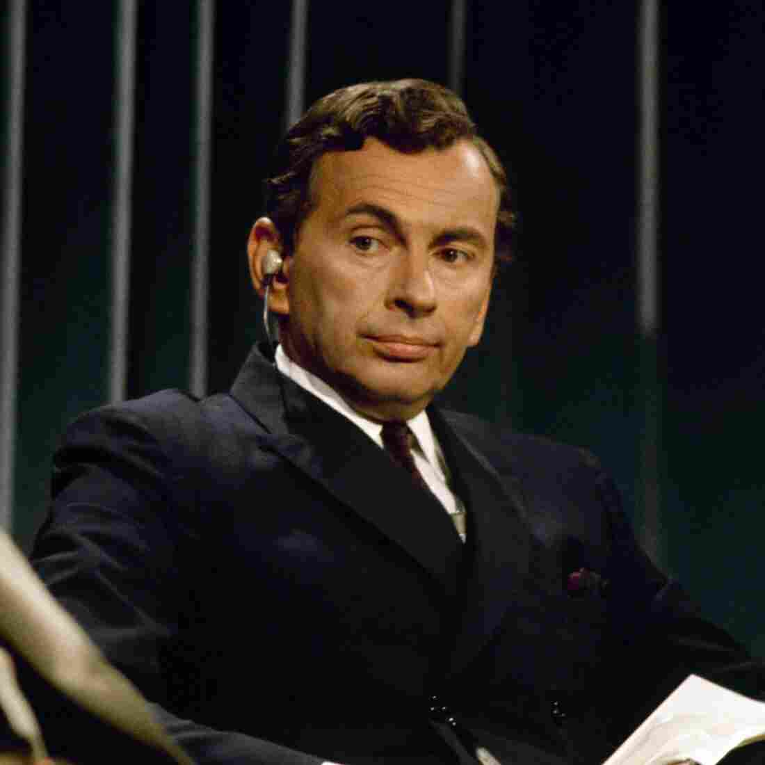 In 1968, ABC paired two pundits from opposite ends of the political spectrum — William F. Buckley Jr. (left) and Gore Vidal — for a cut-throat intellectual faceoff. The documentary Best of Enemies explores this media milestone.