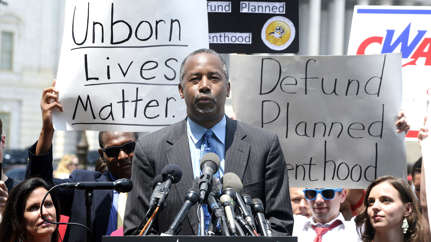 Planned Parenthood Controversy Proves Complicated For Democrats ...