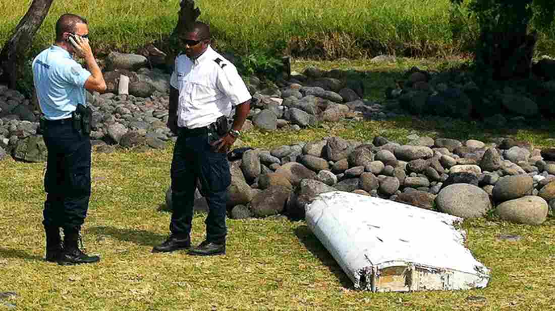 Debris In The Indian Ocean May Have Come From Vanished Airliner