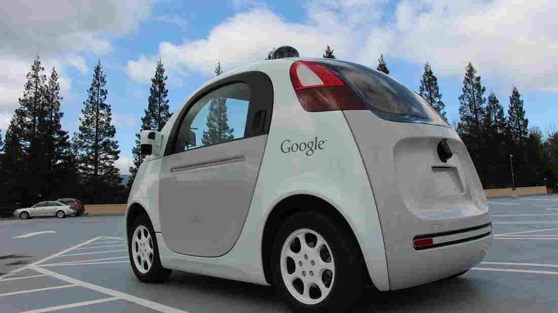 Would you ride in Google's self-driving car?