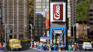 More Than A Toy: Lego Enthusiasts Have Built A Community