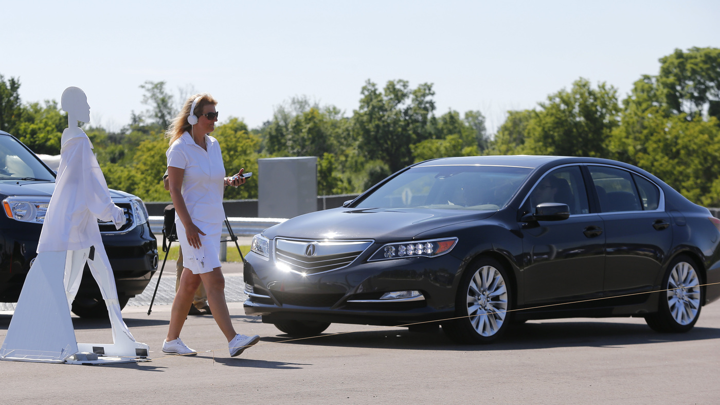In Michigan, A Testing Ground For A Future Of Driverless Cars ...