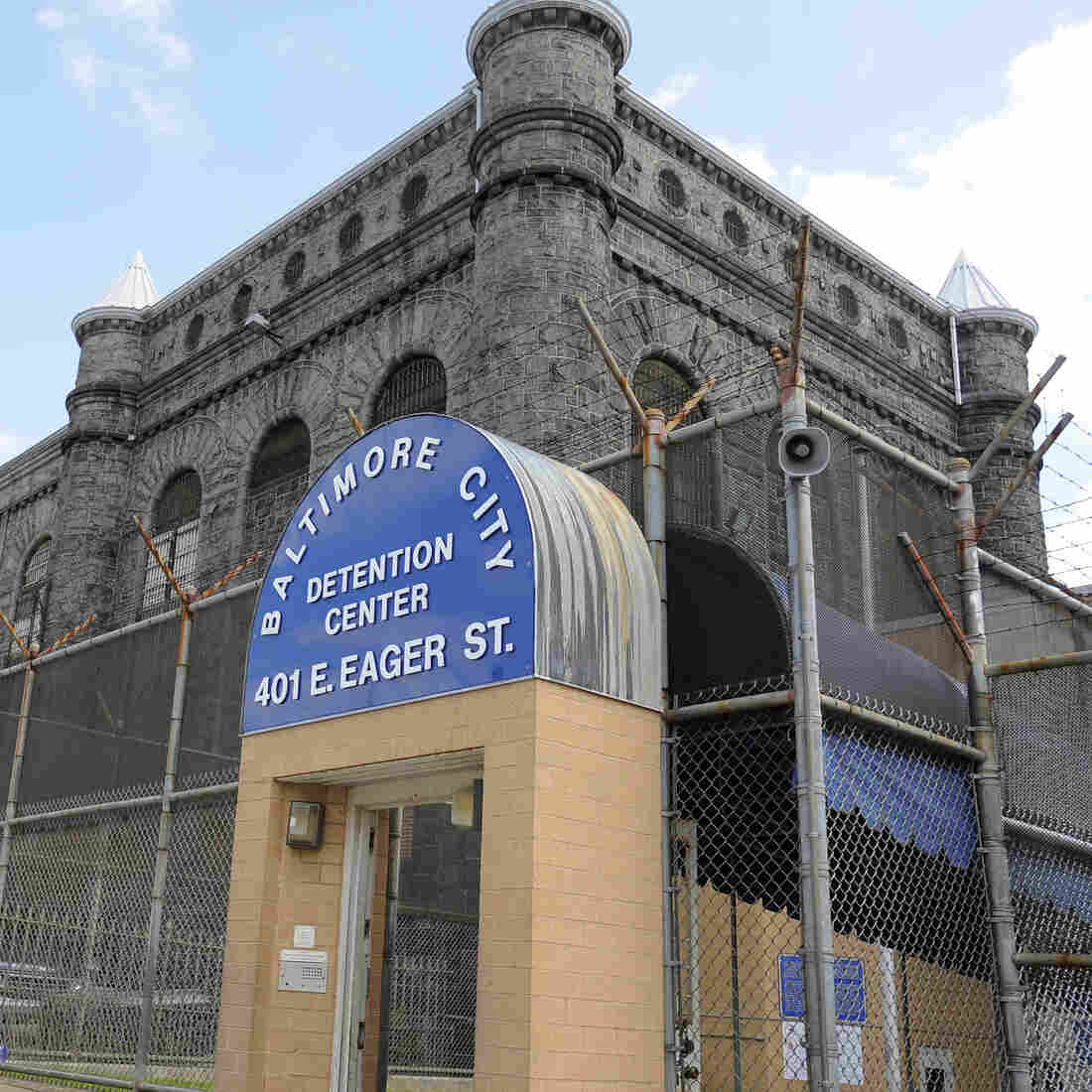 Md. Governor Orders Closure Of 'Deplorable' Baltimore City Jail