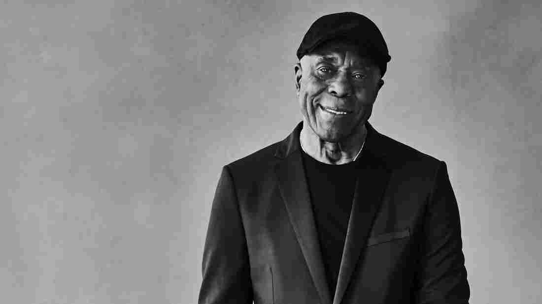 Buddy Guy's latest album is titled Born to Play Guitar.
