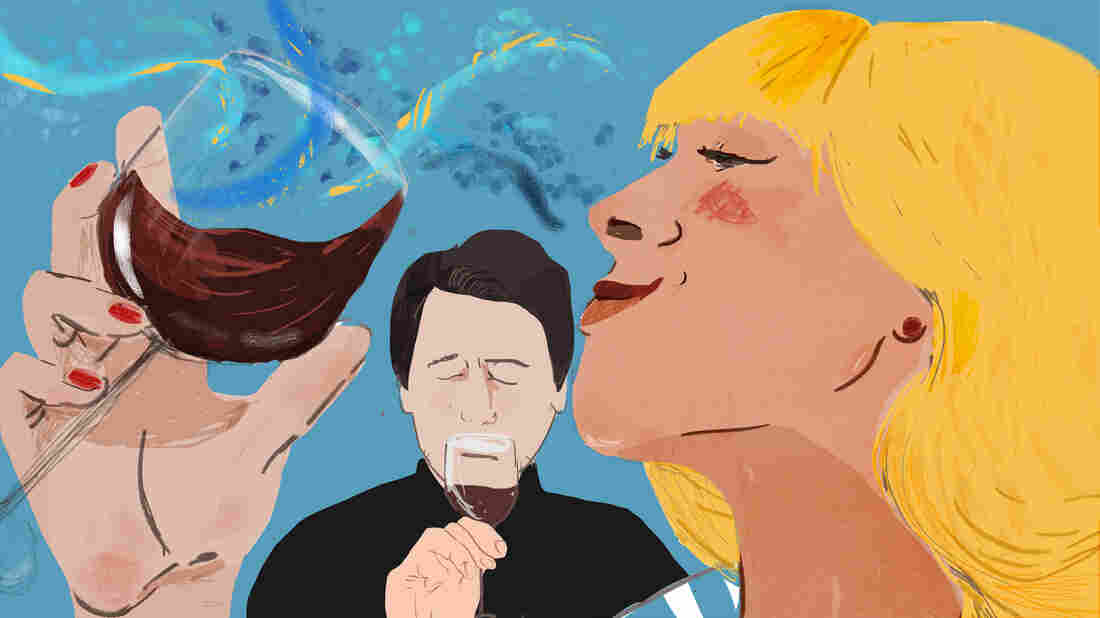 """Probably females are better at accessing olfactory memories, but I don't know why,"" says Robert Bath, a wine and beverage studies professor at the Culinary Institute of America in Napa Valley. ""Maybe men don't pay as much attention?"""
