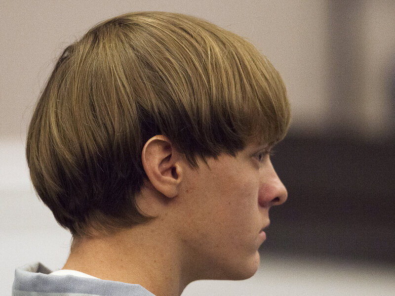 Dylann Roof Pleads Not Guilty To Federal Hate Crime Charges