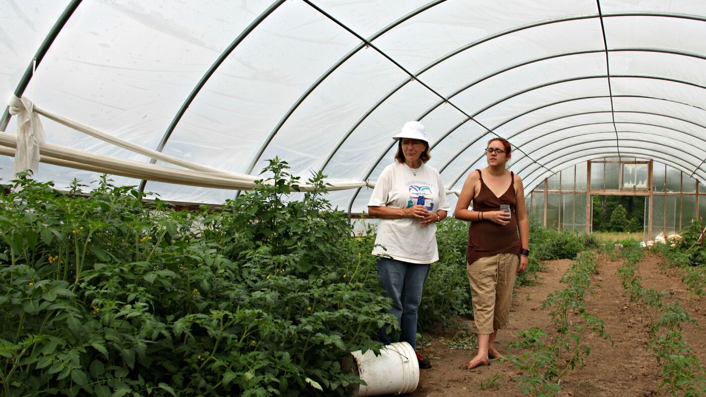 Pesticide drift threatens organic farms the salt npr xflitez Images