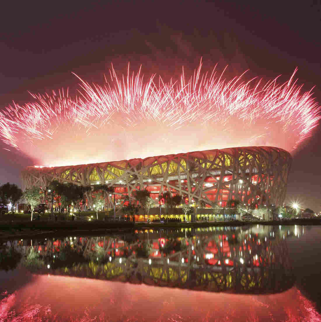 Beijing's National Stadium, or the Bird's Nest, will be used for the opening and closing ceremonies of the 2022 Winter Games.