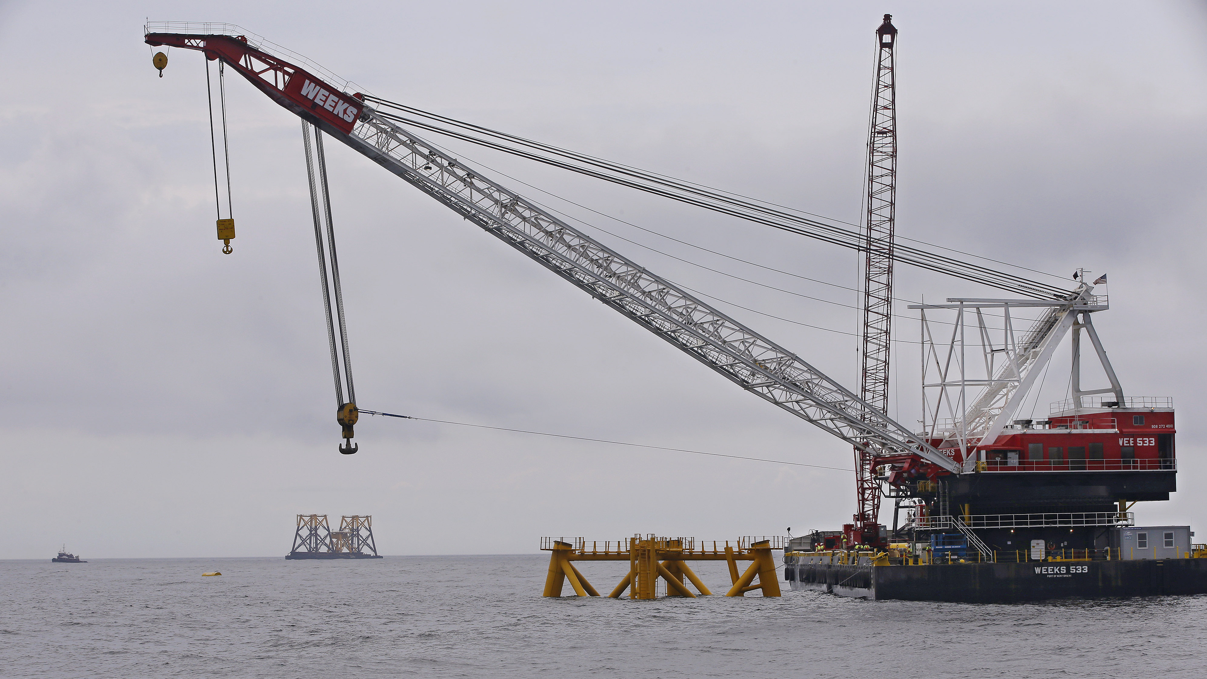 Winds Of Change? Rhode Island Hopes For First Offshore Wind Farm