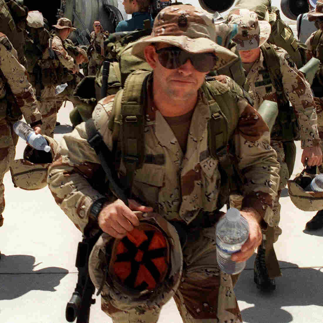 25 Years In Iraq, With No End In Sight