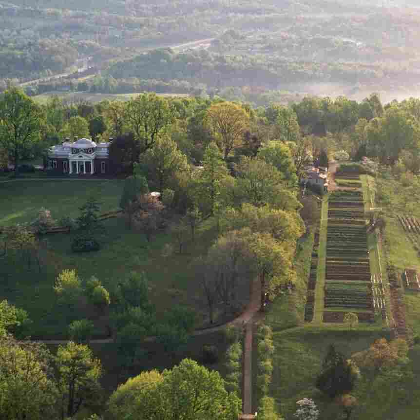 An App Tells Painful Stories Of Slaves At Monticello's Mulberry Row