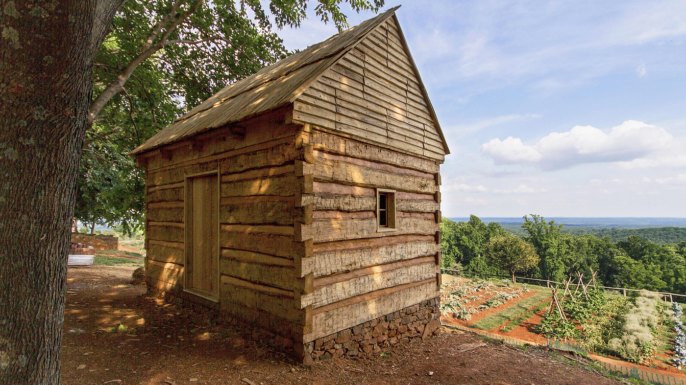 An App Tells Painful Stories Of Slaves At Monticello S
