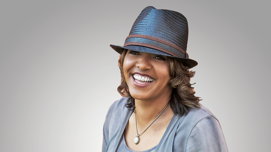 Terri Lyne Carrington won a Grammy for her all-female jazz album The Mosaic Project in 2011. Now, she's releasing the second installment, called Love and Soul.  (Courtesy of the artist)