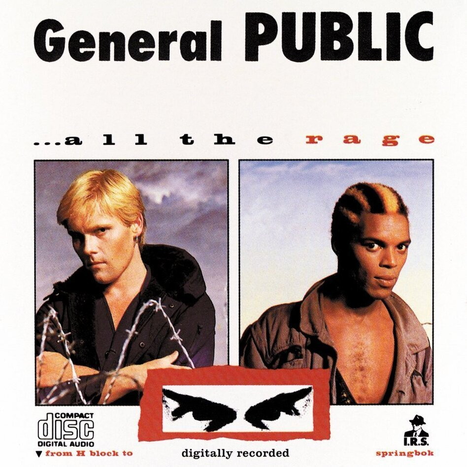 General Public — All the Rage