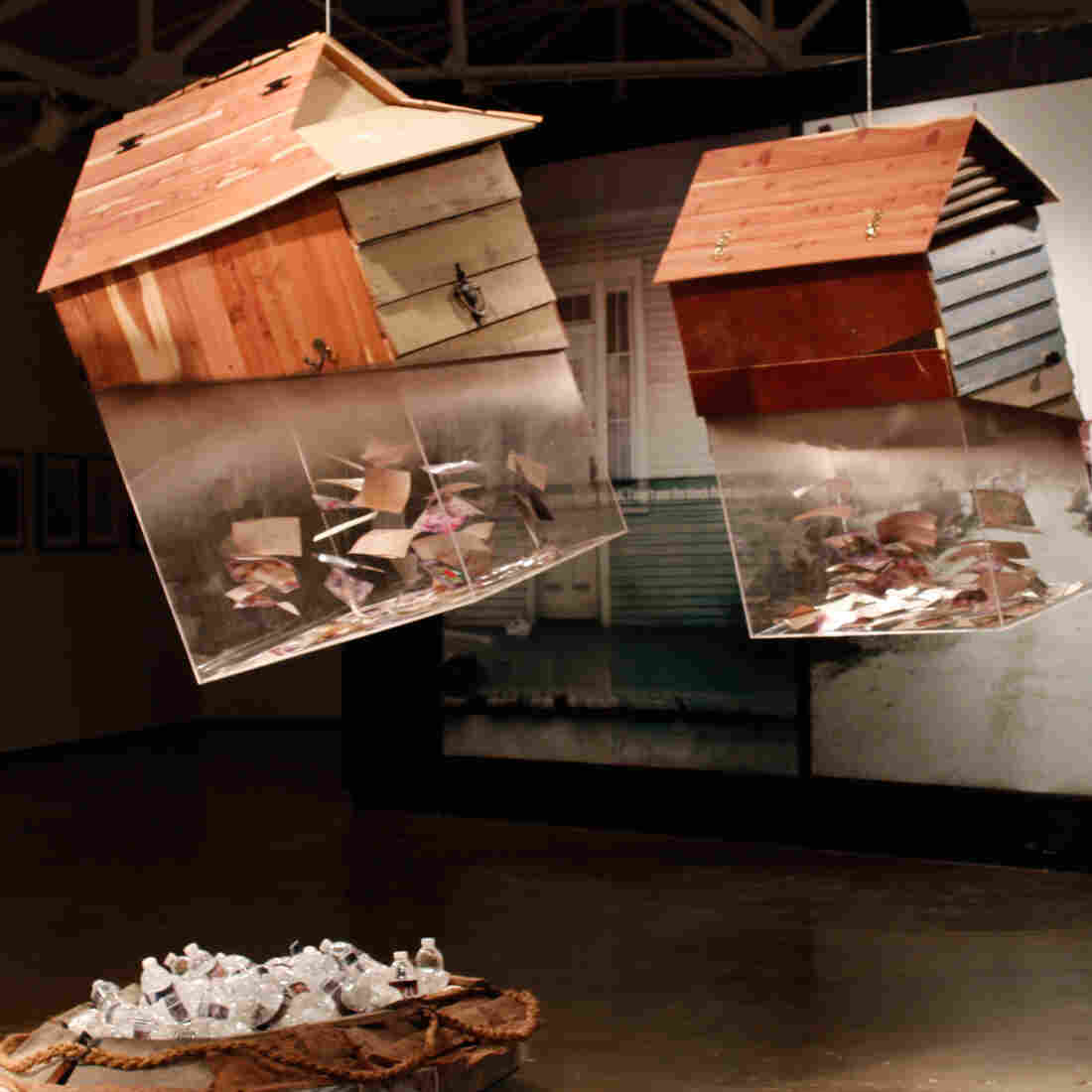 After Katrina, New Artists Found Inspiration In A Recovering City
