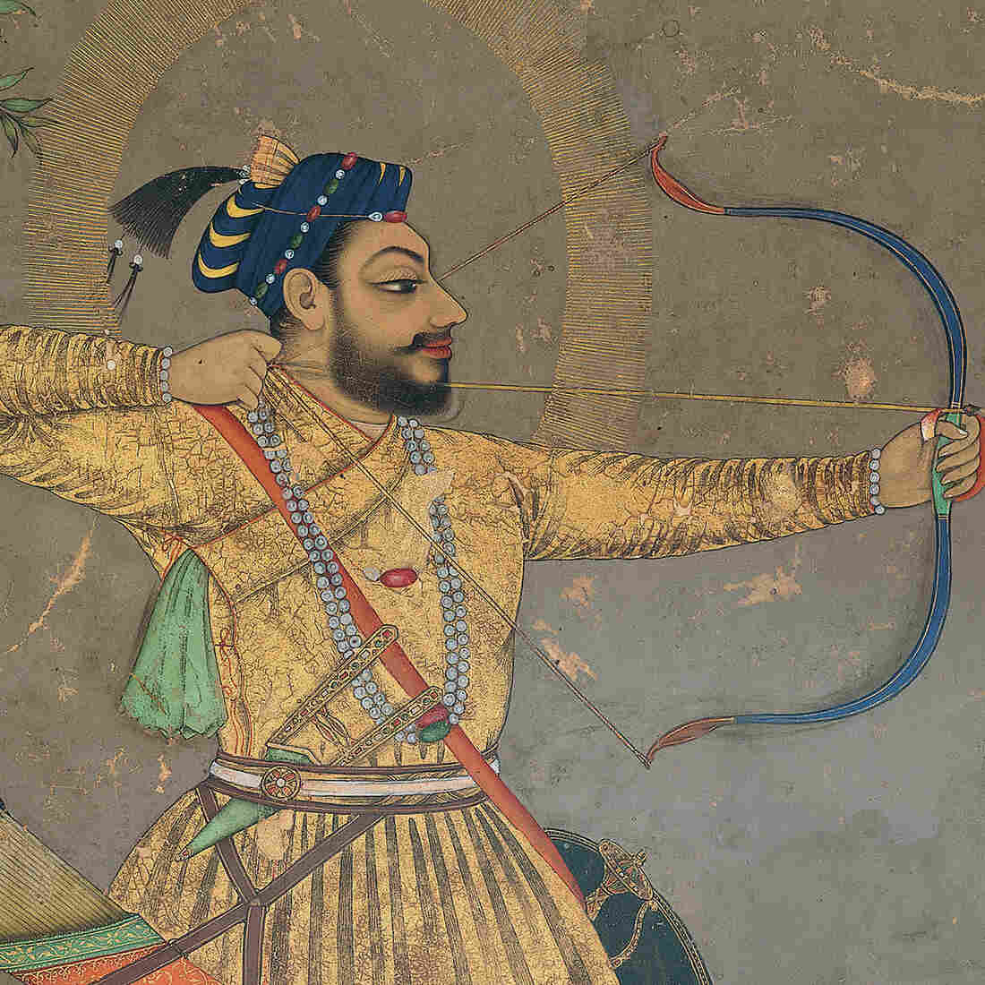 Opulent And Apolitical: The Art Of The Met's Islamic Galleries
