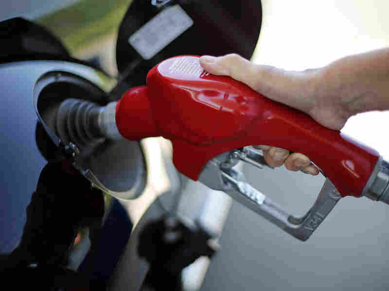 Falling oil prices have put downward pressure on gasoline prices, now averaging $2.65 a gallon — about 85 cents cheaper than a year ago.