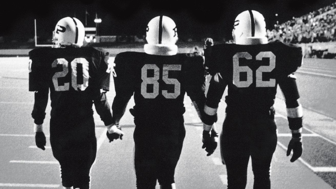Reflecting On Football And Addiction As Friday Night Lights Turns 25 Npr