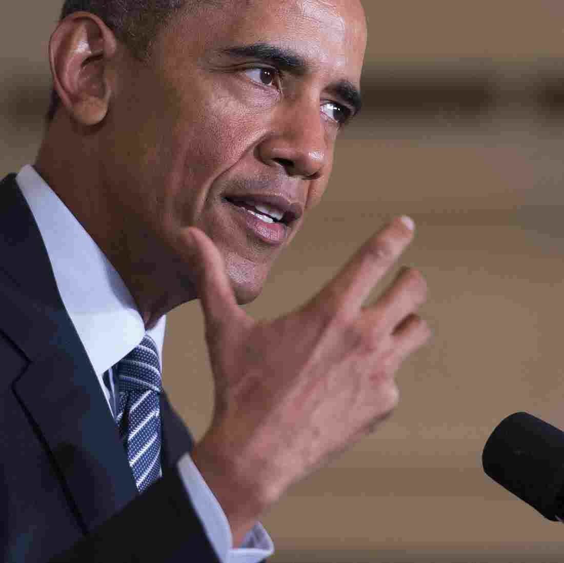 President Obama Unveils New Power Plant Rules In 'Clean Power Plan'