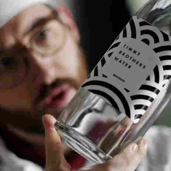 'Bespoke Water' Video Pokes Fun At Earnest Artisanal Food Makers