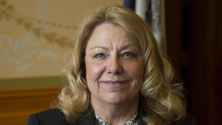Iowa Senate President Pam Jochum wants to make sure the transition of Medicaid recipients to private companies has good oversight.