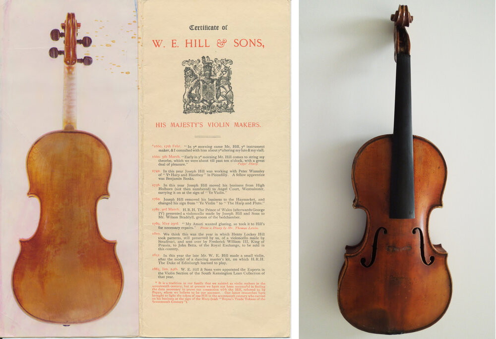 A Rarity Reclaimed: Stolen Stradivarius Recovered After 35 Years : NPR