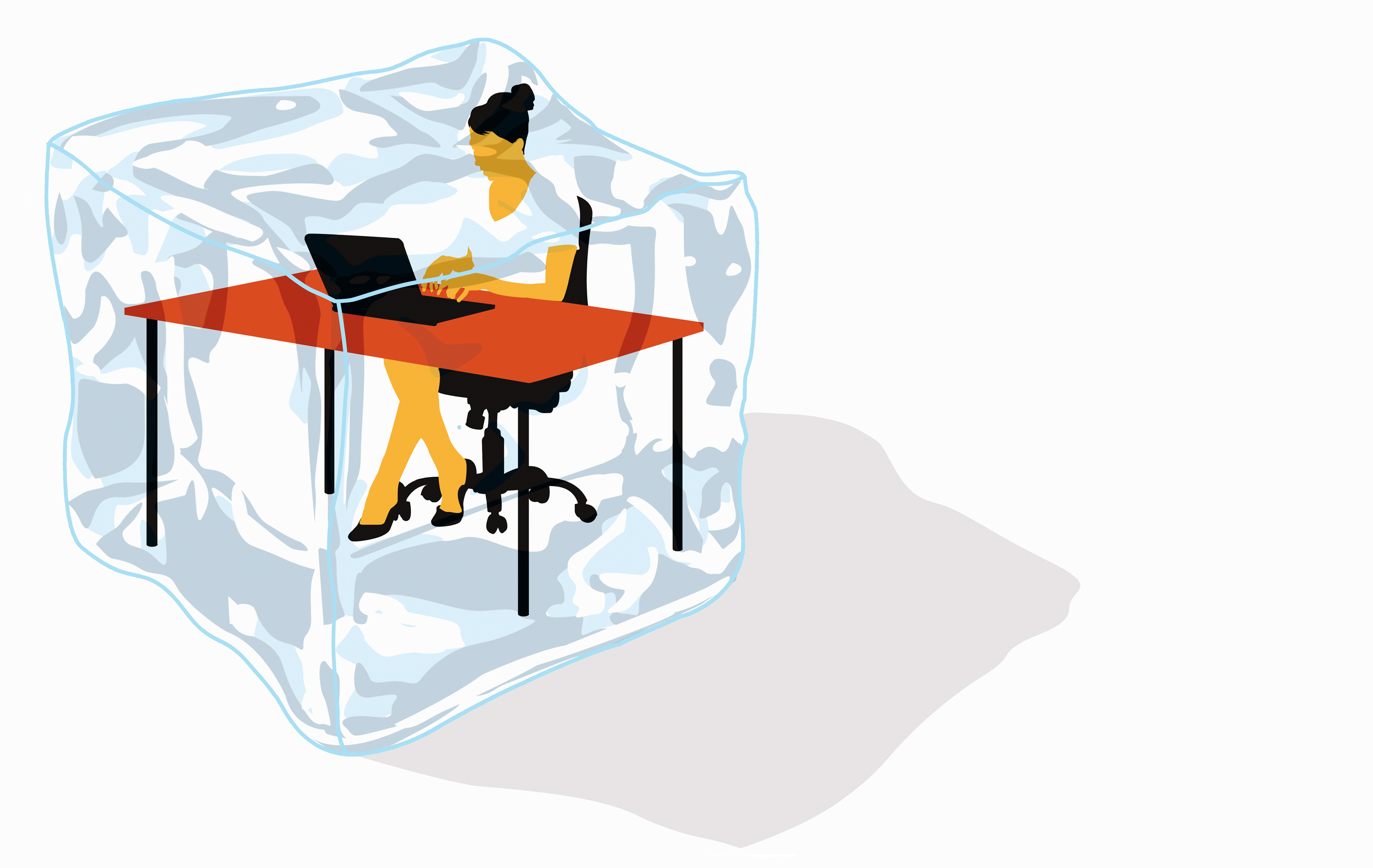Women, There's A Reason Why You're Shivering In The Office