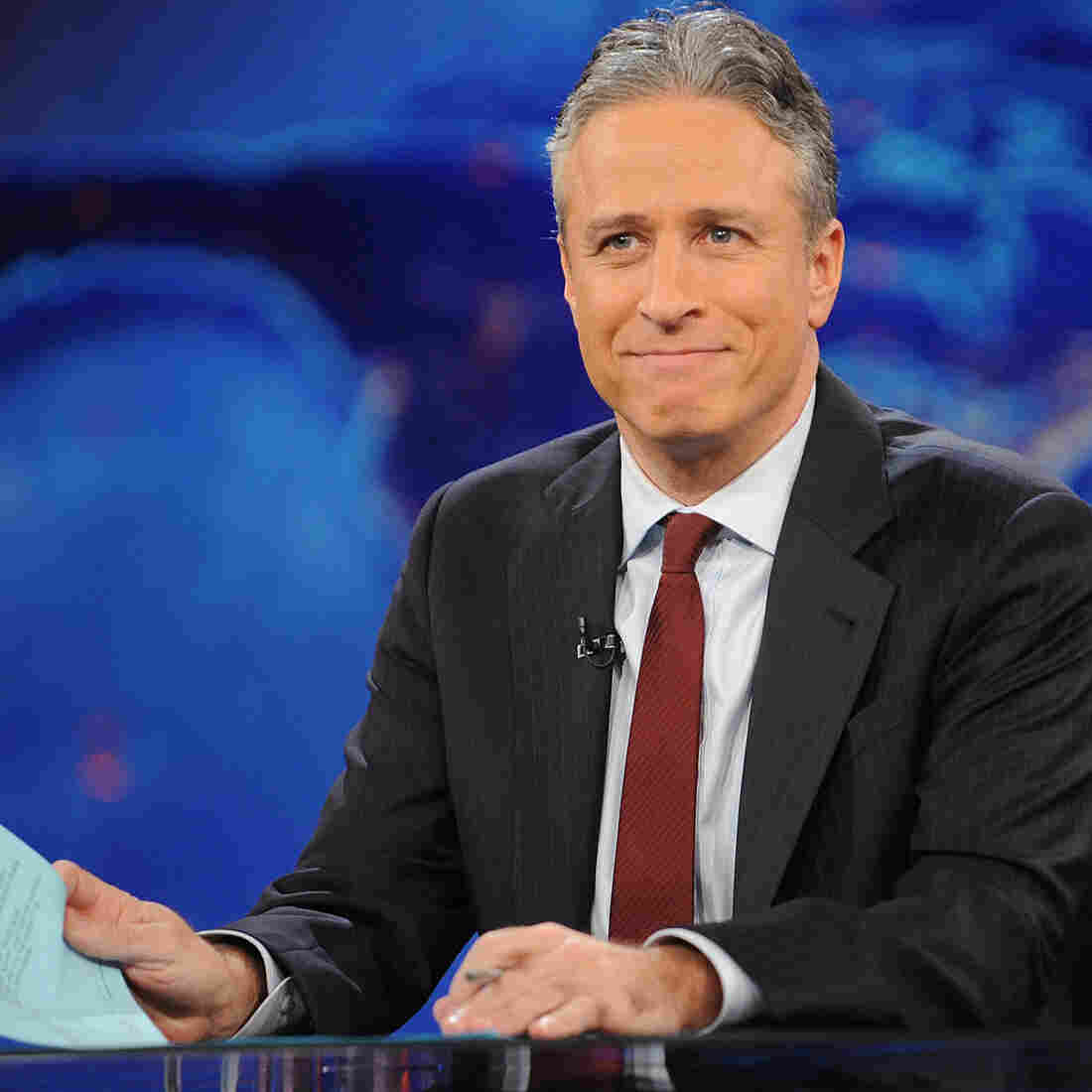 """""""The minute I say I'm not going to do [The Daily Show] anymore, I will miss it like crazy,"""" Jon Stewart says."""