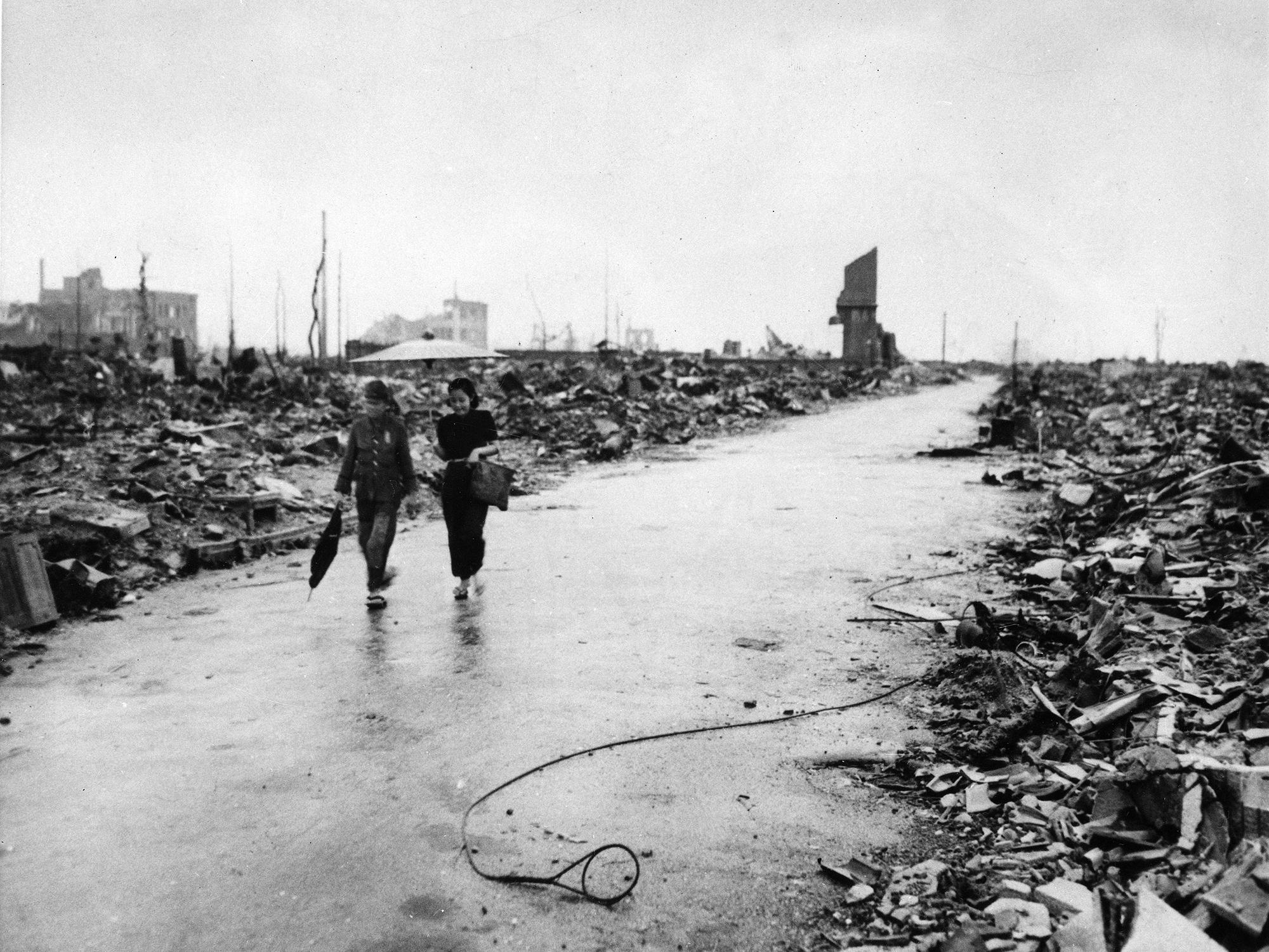 Why Did The U.S. Choose Hiroshima?