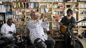 Terence Blanchard Feat. The E-Collective: Tiny Desk Concert