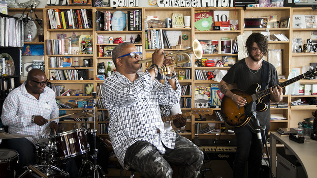 Tiny Desk Concert with Terence Blanchard. (NPR)