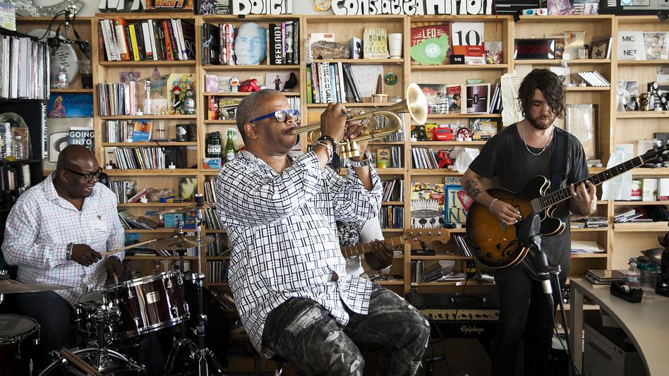 Tiny Desk Concert with Terence Blanchard. (NPR)