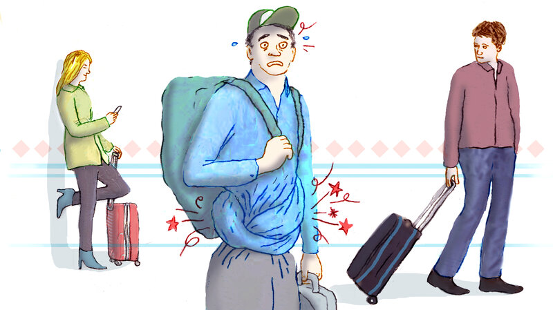 Can You Protect Your Tummy From Traveler's Diarrhea? : Goats and