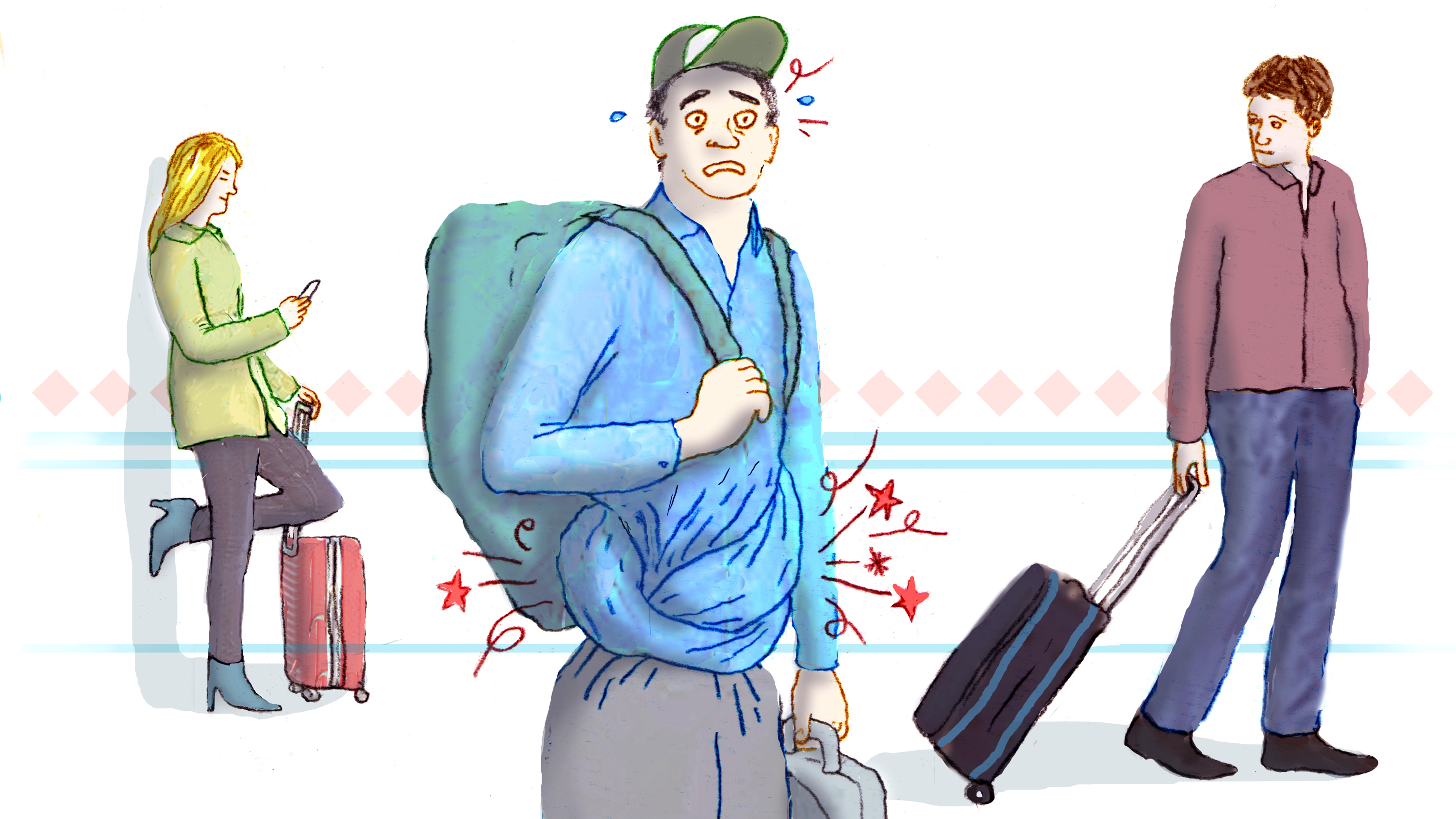 6 Tips to Help Leave Travelers Diarrhea at Home