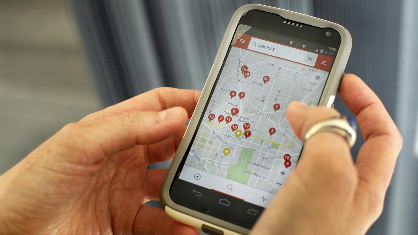 Menu For Olive Garden: On Yelp, Doctors Get Reviewed Like Restaurants