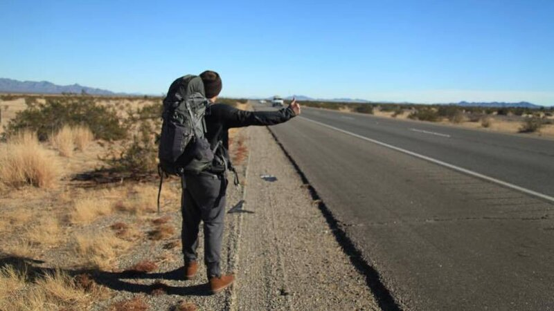 Hitchhikers By Side Of Road >> Thumbs Up Then And Now Hitchhiking Stories From The Road Npr