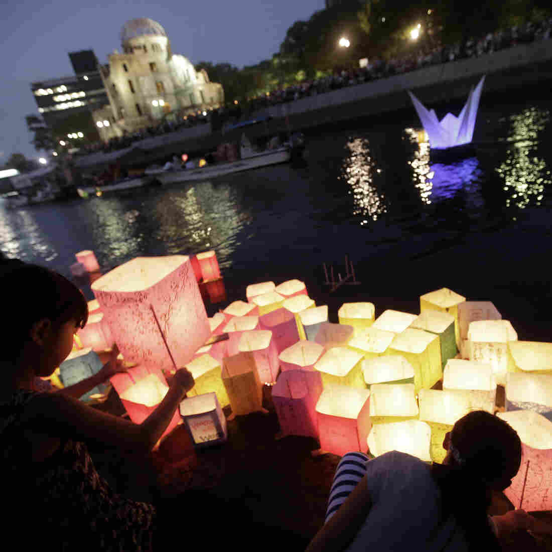 70 Years After Atomic Bombs, Japan Still Struggles With Wartime Past