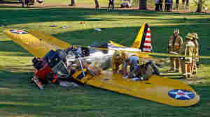 NTSB: Harrison Ford Plane Crash Caused By Loose Engine Part